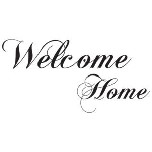 Falmatrica Welcome Home 100x50cm S-NS2602A_1GD(070)
