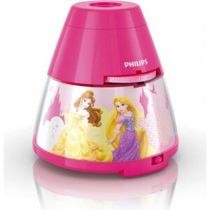 Philips Philips 71769/28/16 - LED Gyerek projektor DISNEY PRINCESS LED/0,1W/3xAA P0716