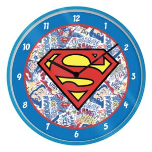 Óra Superman - Logo