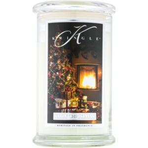 Kringle Candle Cozy Christmas illatos gyertya 624 g