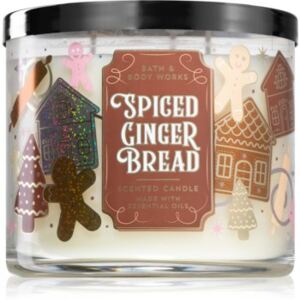 Bath & Body Works Spiced Gingerbread illatos gyertya 411 g