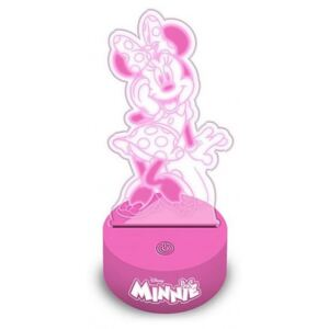Disney Minnie 3D LED Lámpa