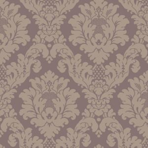 Options 2 Da Vinci Damask lila 405102
