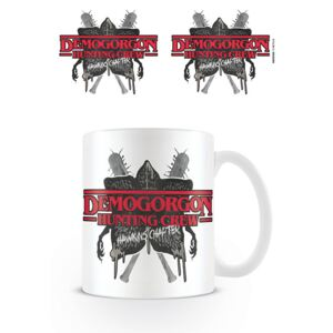 Stranger Things - Demogorgon Hunting Crew bögre