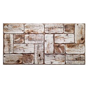 Provence Wood PVC falpanel (960 x 480 mm - 0,47 m2)