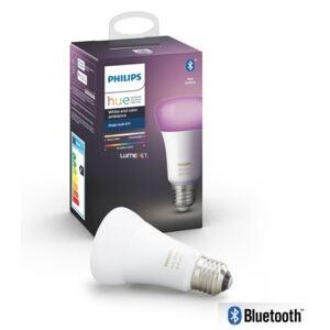 Philips Hue White and Color Ambiance Bluetooth E27 RGB