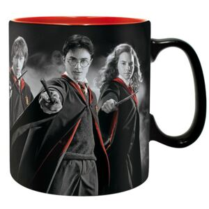 Harry Potter - Harry, Ron, Hermione bögre