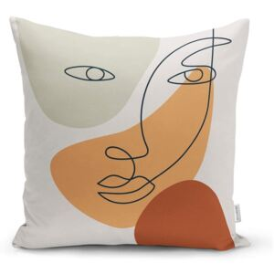 Post Modern párnahuzat, 45 x 45 cm - Minimalist Cushion Covers