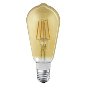 Ledvance Smart+ Fil Edison 45 5,5W E27 WW 2500K 600lm Dim Gold, Bluetooth