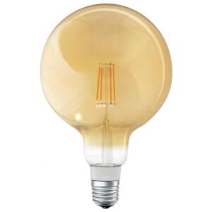 Ledvance Smart+ Fil Globe 45 5,5W E27 WW 2500K 600lm Dim Gold, Bluetooth