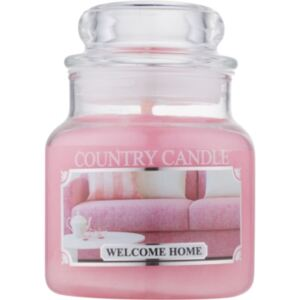 Country Candle Welcome Home illatos gyertya 104 g