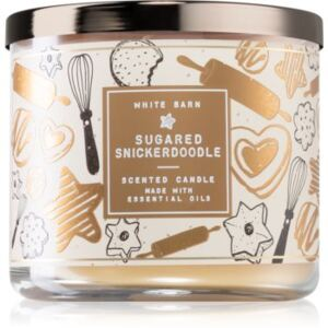 Bath & Body Works Sugared Snickerdoodle illatos gyertya I. 411 g