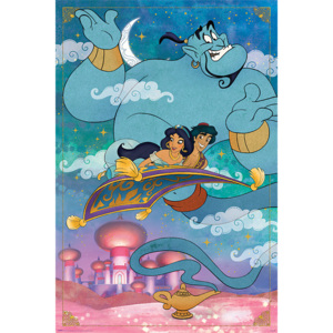Aladdin - A Whole New World Plakát, (61 x 91,5 cm)