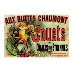 Jouets - As Seen on Friends Festmény reprodukció, (50 x 40 cm)